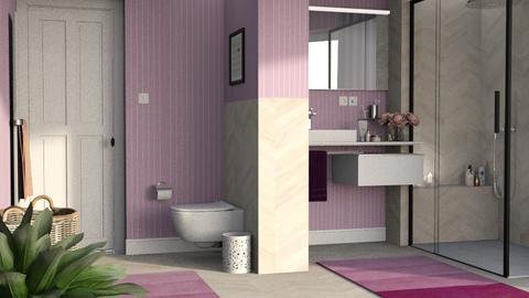 Lavender Bath - by meggle