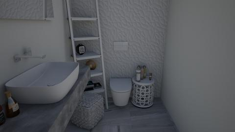 toilet - Modern - by isabelledesigns