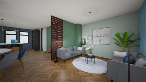 Arentsen Uitdehaag - Living room - by Veenendaal