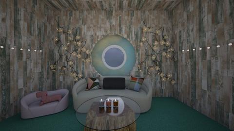 hang room - Living room  - by Alba101