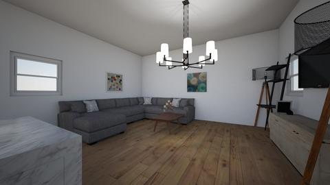 Tiny House Floor Plan - by heilyg7
