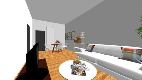 Living Room - Classic - Living room  - by skylar_gomes