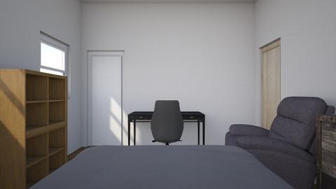 Jonsthexc - Minimal - Bedroom  - by jonsthex