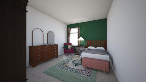 bedroom - Bedroom  - by cslice