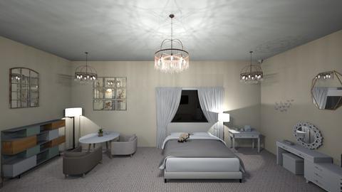 fang - Modern - Bedroom  - by sathida