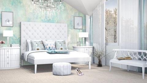 M_ Allison - Bedroom  - by milyca8