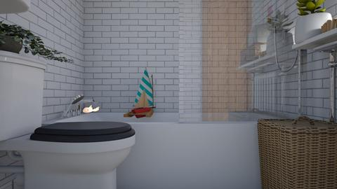 LANDON HOME - Bathroom  - by zozan
