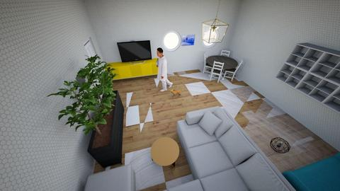 decsda - Modern - Living room - by Youssef Deif