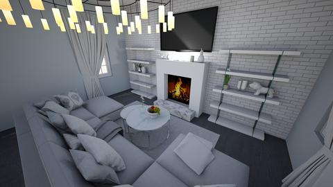 Winter Relax - Modern - Living room  - by 136402