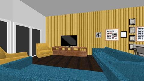 deneme2 - Living room - by demetersoy