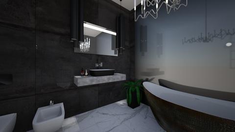 mmm - Bathroom - by Ta yhy