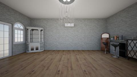 Ruang Tamu - Living room - by Rendyasli