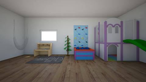 Charlottes room - Kids room  - by chowe2533
