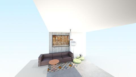 Livingroom Fenixloft - Retro - Living room  - by JamboInterieur