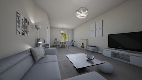 Modern - Modern - Living room  - by zana87