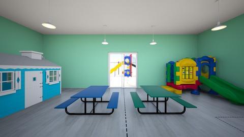 Preschool - Modern - Kids room  - by abwolbert100