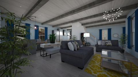 Contemporary Townhouse - Modern - by XqveenXlove