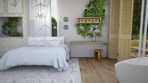 Boho - Modern - Bedroom  - by matildabeast