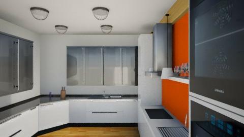 alt14 kitchen  - Modern - Kitchen  - by reggi cline