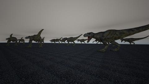 Jurassic pok  - by K1ZATO