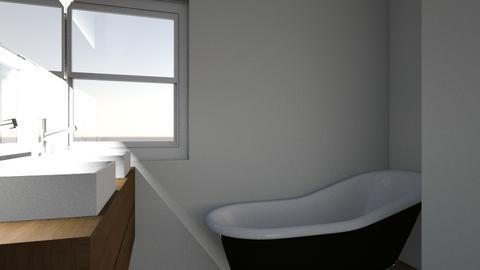 Master Bath 2D - Bathroom - by bhprince1