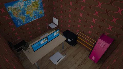 Left side gear room - Office  - by Nightshadow3810