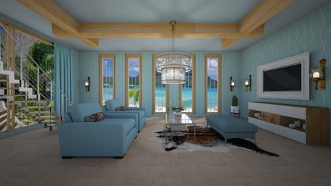 TBLr - Modern - Living room - by Saj Trinaest