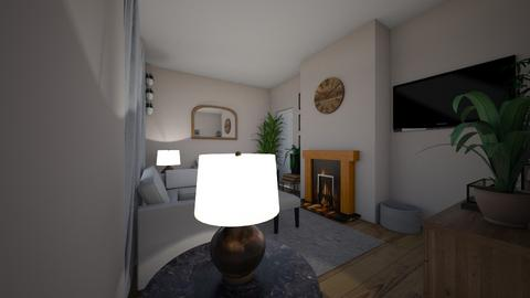 Mum living room - Living room  - by Hannahroomstyling