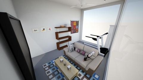 Ground Floor Living - Living room  - by Seychelles