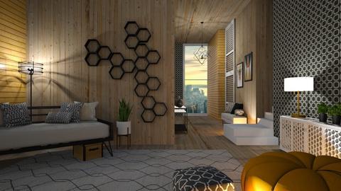 beehouse inspired - by Senia N