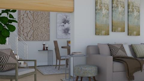 Family Home - Modern - Living room  - by millerfam