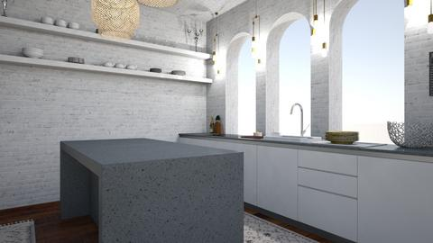 france - Kitchen - by ccassidyyevvanns