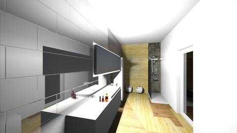 1 - Bathroom  - by RadoNiko