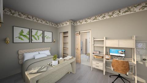 Accessible Suite Bedroom - Bedroom  - by luna smith