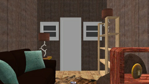 lending library - Rustic - by link12