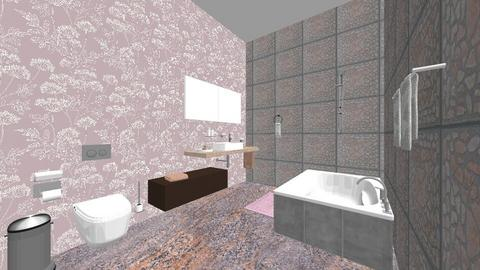 Bathroom - Bedroom  - by Thamarine Rose Caitan