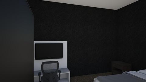 room  - Classic - Bedroom  - by kaushi francisku