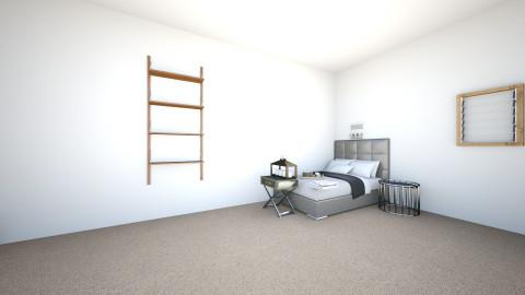 lydias bedroom - Bedroom - by hilbingjulie
