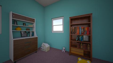 Kids room - Kids room  - by Frogggg