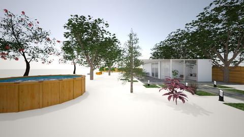 jardin - Garden  - by Juancl