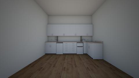 not done Kai Kitchen - Kitchen  - by FACSEMS
