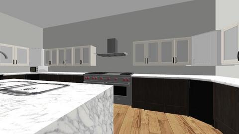 kitchen modern 1 - Modern - Kitchen  - by atlas design