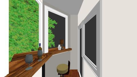 Balcony_bar3 - Garden - by Julia Nick