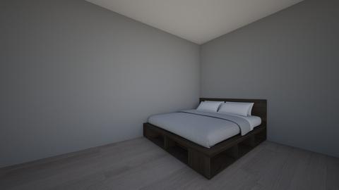 bedroom - Bedroom  - by t4y689