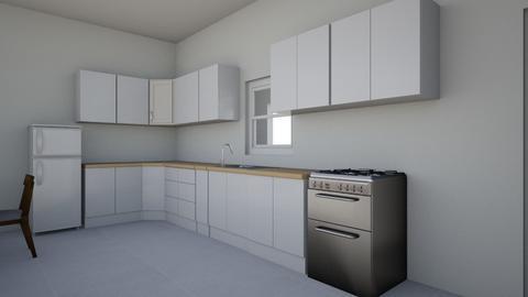 apartamento 2do piso - Kitchen - by pepiniano