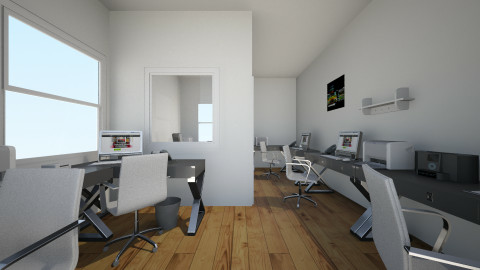 CAPSA 2 - Minimal - Office  - by TheKhristooff