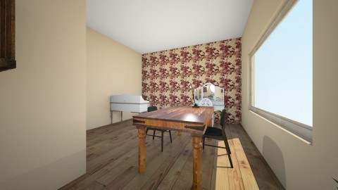 Estertique1 - Vintage - Office  - by Esterporteman