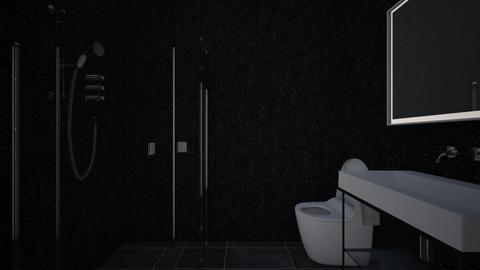 space bathroom - Classic - Bathroom  - by ellarose1108