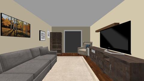nappali - Living room  - by kcsanad92