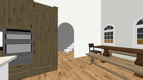 Dream House with loft - Office  - by ktmalikah